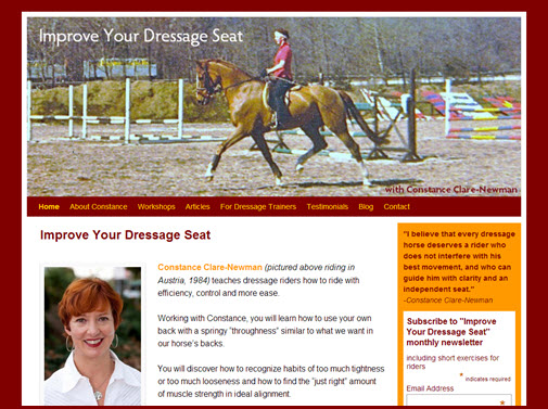 www.betterdressageseat.com